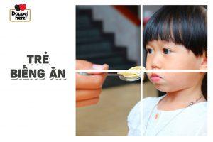 Trẻ biếng ăn - Trăm ngàn nỗi lo của cha mẹ