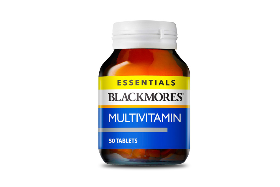 Vitamin tổng hợp Blackmores Essentials
