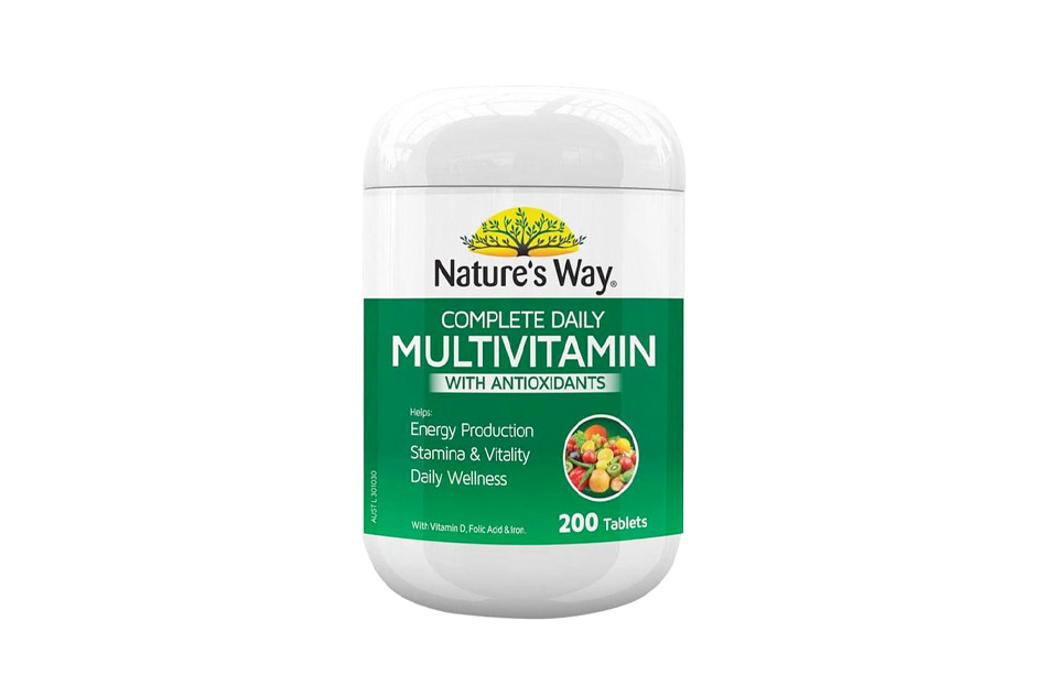 Complete Daily Multivitamin