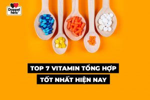 Top 7 vitamin tổng hợp cho bà bầu tốt nhất hiện nay