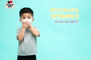 tác dụng vitamin c với trẻ em