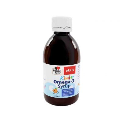 Kinder Omega 3 syrup Doppelherz