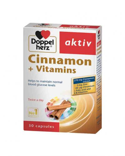 Cinnamon_Vitamins