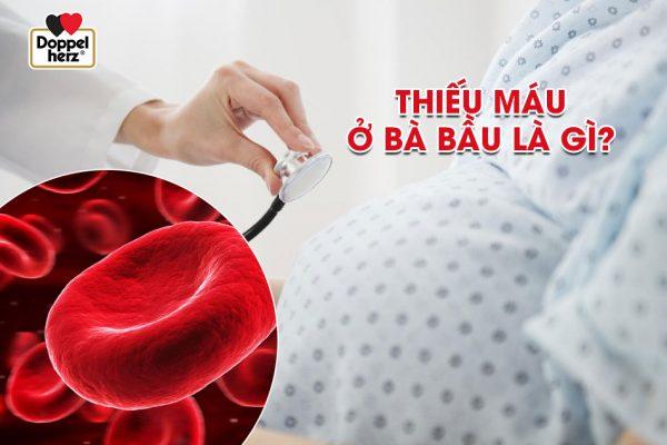 Thiếu máu khi mang thai
