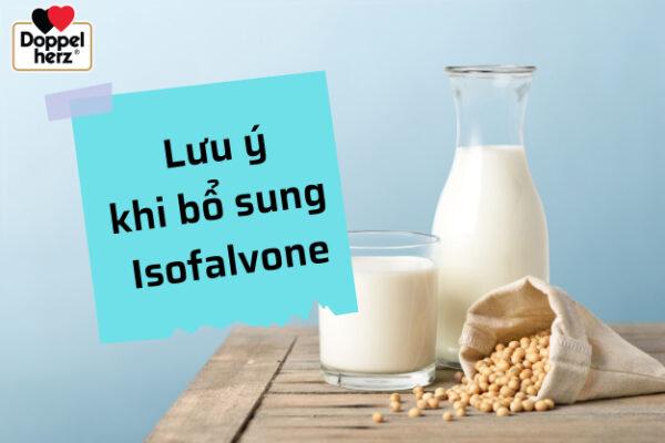 Phụ nữ tuổi trung niên cần lưu ý khi bổ sung Isoflavone cho cơ thể