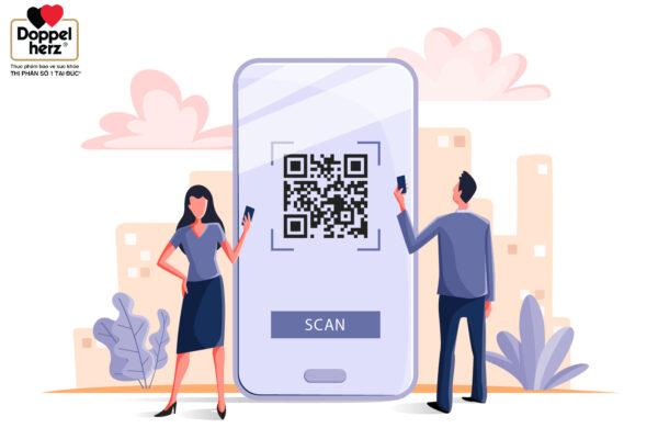 Người dùng dễ dàng thanh toán sản phẩm qua quét mã QR VNPAY